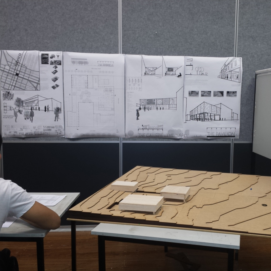 Design 3A interim review submission