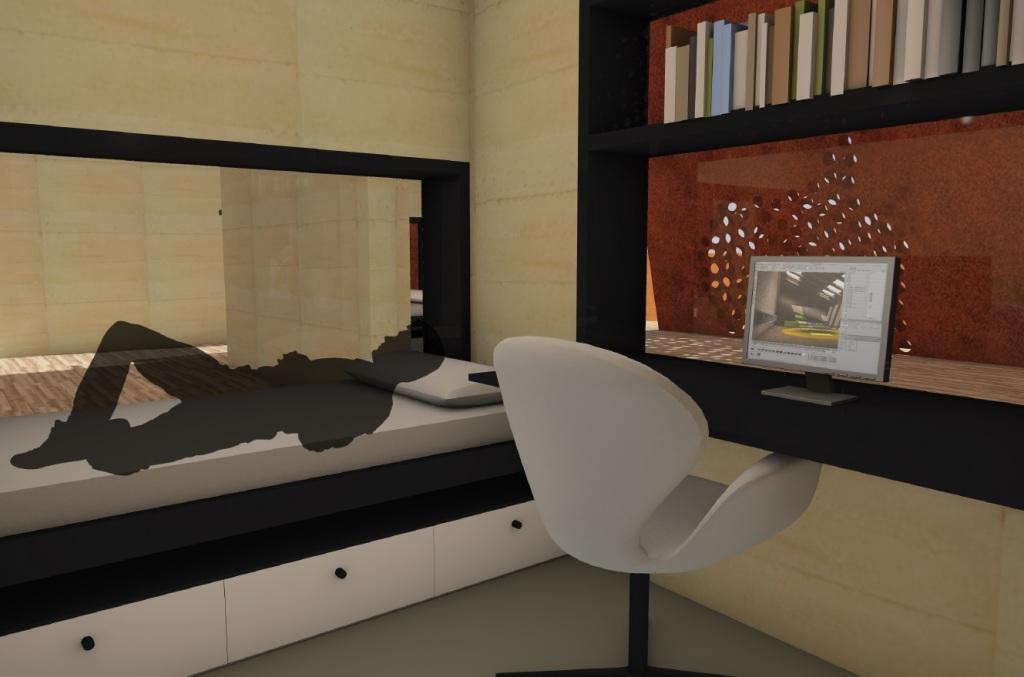 bedroom pod
